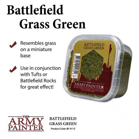 Basing: Grass Green (2019)