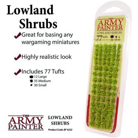 Battlefields: Lowland Shrubs (2019)