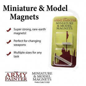 Miniature & Model Magnets (2019)