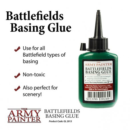 Battlefields Basing Glue (2019)