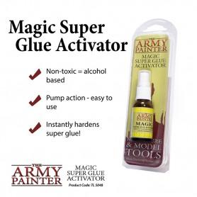Magic Super Glue Activator (2019)