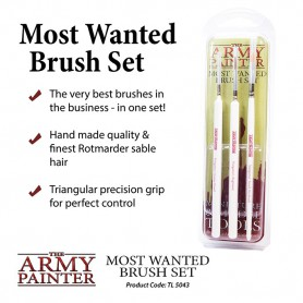 Most Wanted Brush Set (2019)