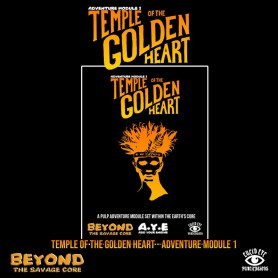 Temple of The Golden Heart - Adventure Module 1