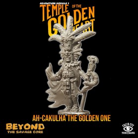 Ah-Cakulha, The Golden One