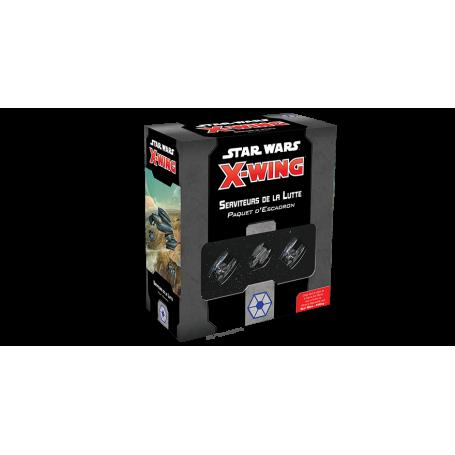 Star Wars X-Wing 2.0 : Serviteurs de la Lutte (Séparatistes)