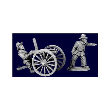 Plains Infantry Gattling Gun