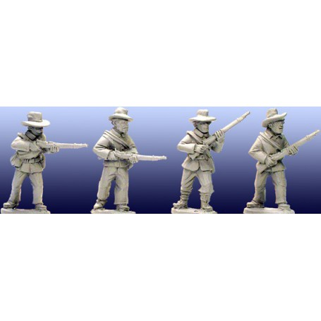 Plains Infantry 2