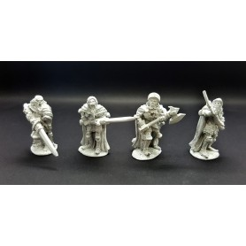 Undead Legions Hearthguard with Great Weapons
