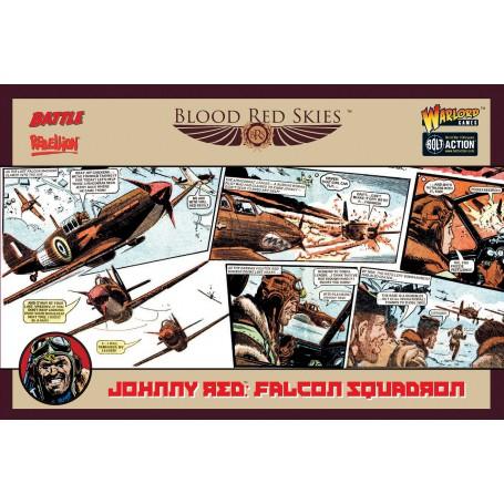 Johnny Red's Falcon Squadron