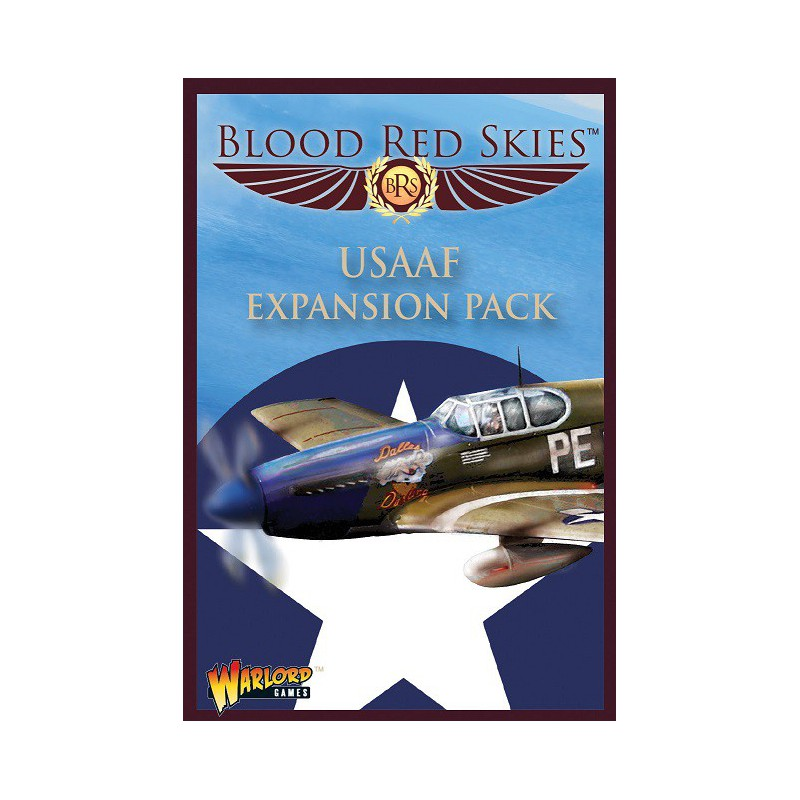 Blood Red Skies USAAF Expansion Pack