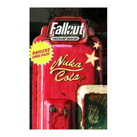 FALLOUT WASTELAND WARFARE - RAIDERS WAVE EXPANSION CARD PACK