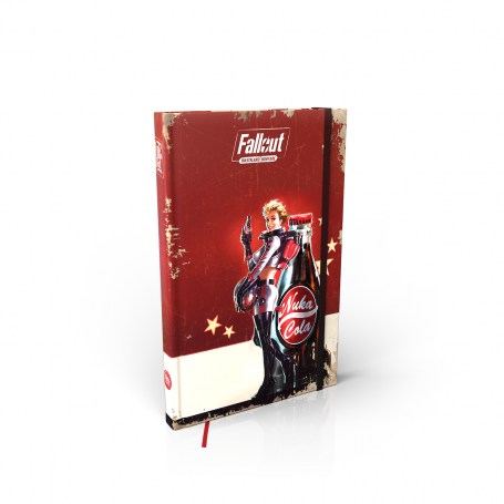 FALLOUT WASTELAND WARFARE - NUKA NOTEBOOK