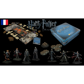 Harry Potter Miniatures Adventure Game Core Box (FR) + Fleur Delacour