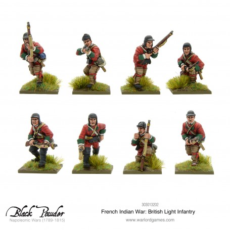 FIW British Light Infantry