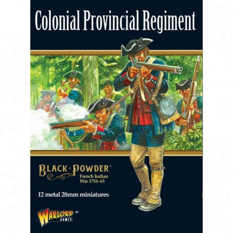 Colonial Provincial Regiment