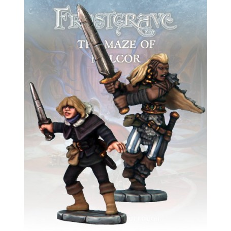 Frostgrave Thief & Barbarian 2
