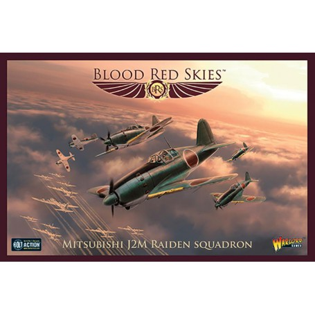 Blood Red Skies J2M 'Raiden' Squadron