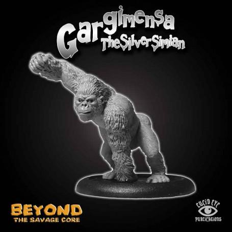 Gargimensa The Silver Simian