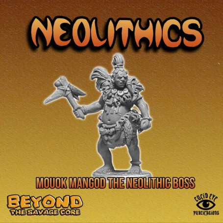 Mouok Mangod The Neolithic Boss