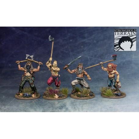 Ulfhednars (4 figurines)