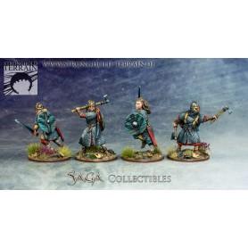 Gardes Shieldmaidens