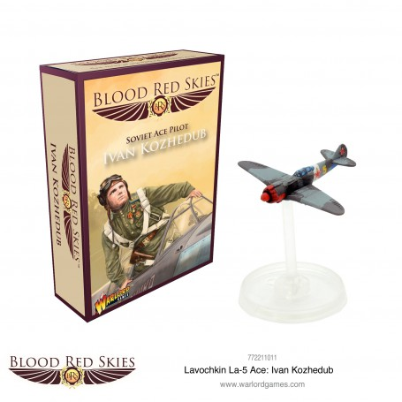 Blood Red Skies Lavochkin La-5 Ace: Ivan Kozhedub