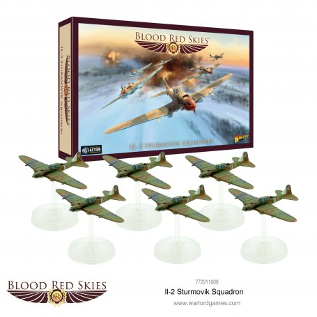 Blood Red Skies Il-2 Sturmovik Squadron