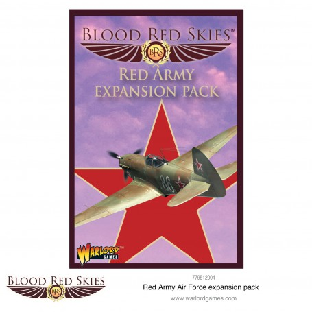Blood Red Skies Red Army Air Force Expansion