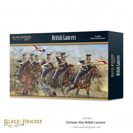 Crimean War British Lancers