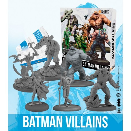 DC Universe Batman Villains V2
