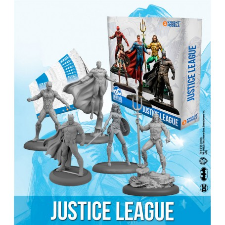 DC Universe Justice League V2