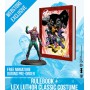 DC Universe Deluxe Rulebook + Lex Luthor Classic Costume V2