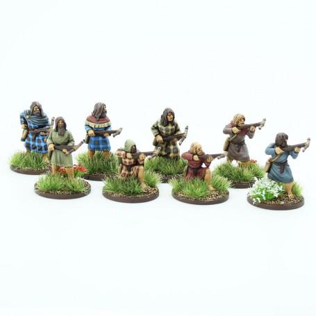 Pict/Scots Hunters