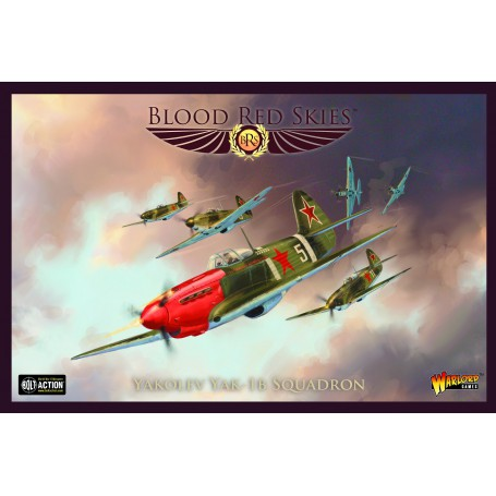 Blood Red Skies : Yakolev Yak-1b Squadron