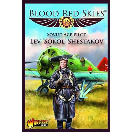 Blood Red Skies : Lev 'Sokol' Shestakov - Poliarpov I-16 Ace