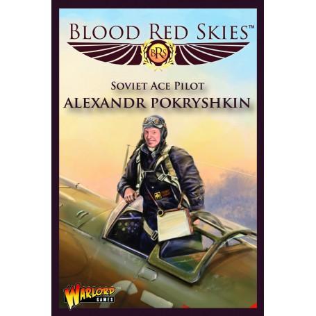 Blood Red Skies : Alexandr Pokryshkin - MiG-3 Ace