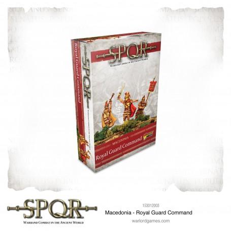 SPQR: Macedonian Royal Guard Command