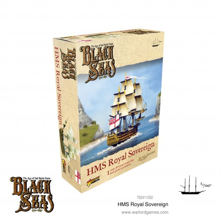 Black Seas: HMS Royal Sovereign