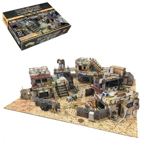 Battle Systems Shanty Town Core Set