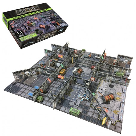 Battle Systems Cyberpunk Core Set