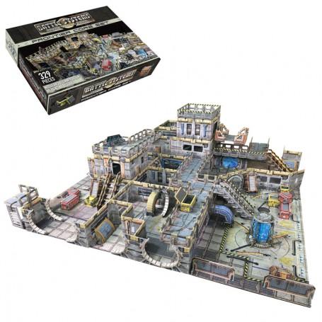 Battle Systems Frontier Core Set