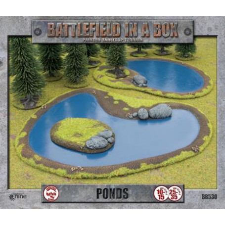 Battlefields - Ponds