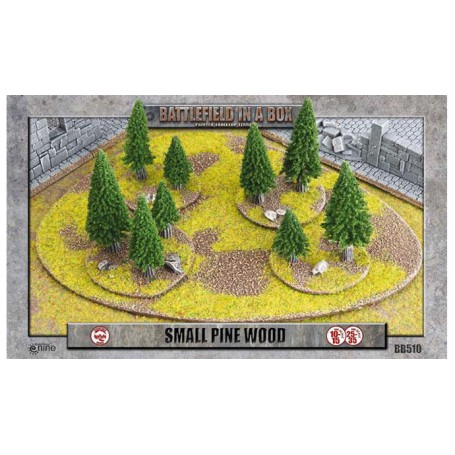 Battlefields - Small Pine Wood