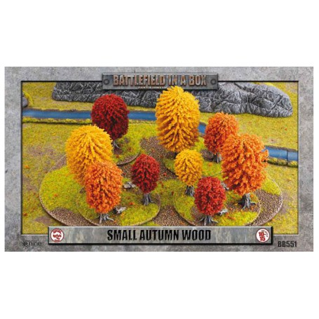 Battlefields - Small Autumn wood