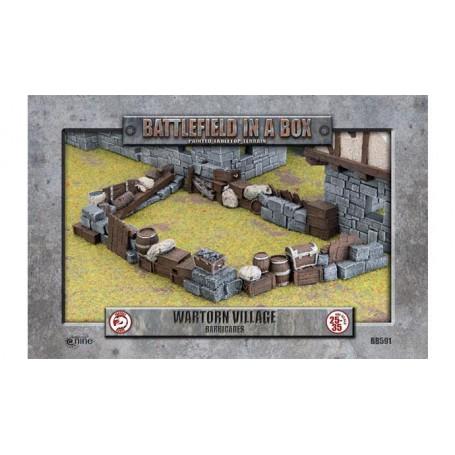 Warthorn Village - Barricades