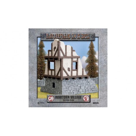 Warthorn Village - Medium Ruin