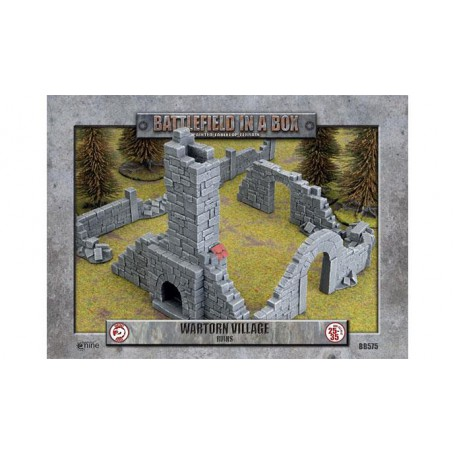 Warthorn Village - Ruins