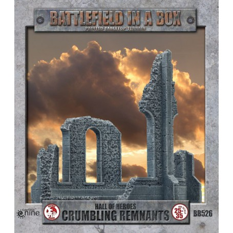 Gothic Battlefield - Crumbling Remnants