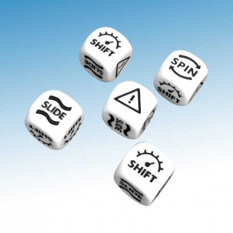 Gaslands - Skid Dice