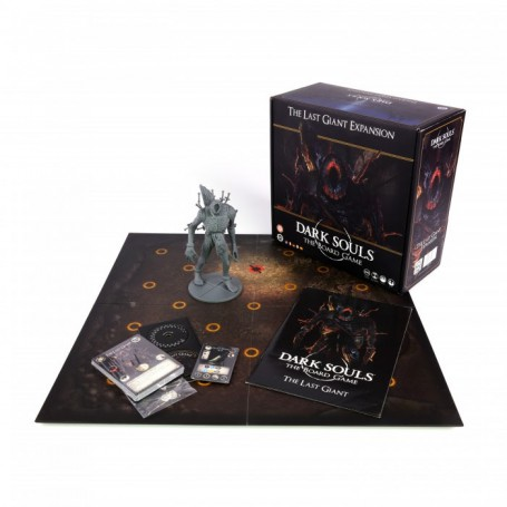 Dark Souls™: The Board Game - The Last Giant FR